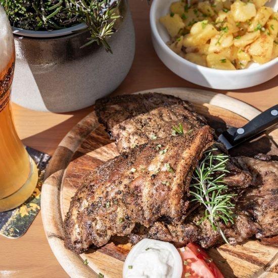 Specialità culinarie dell'Europahütte