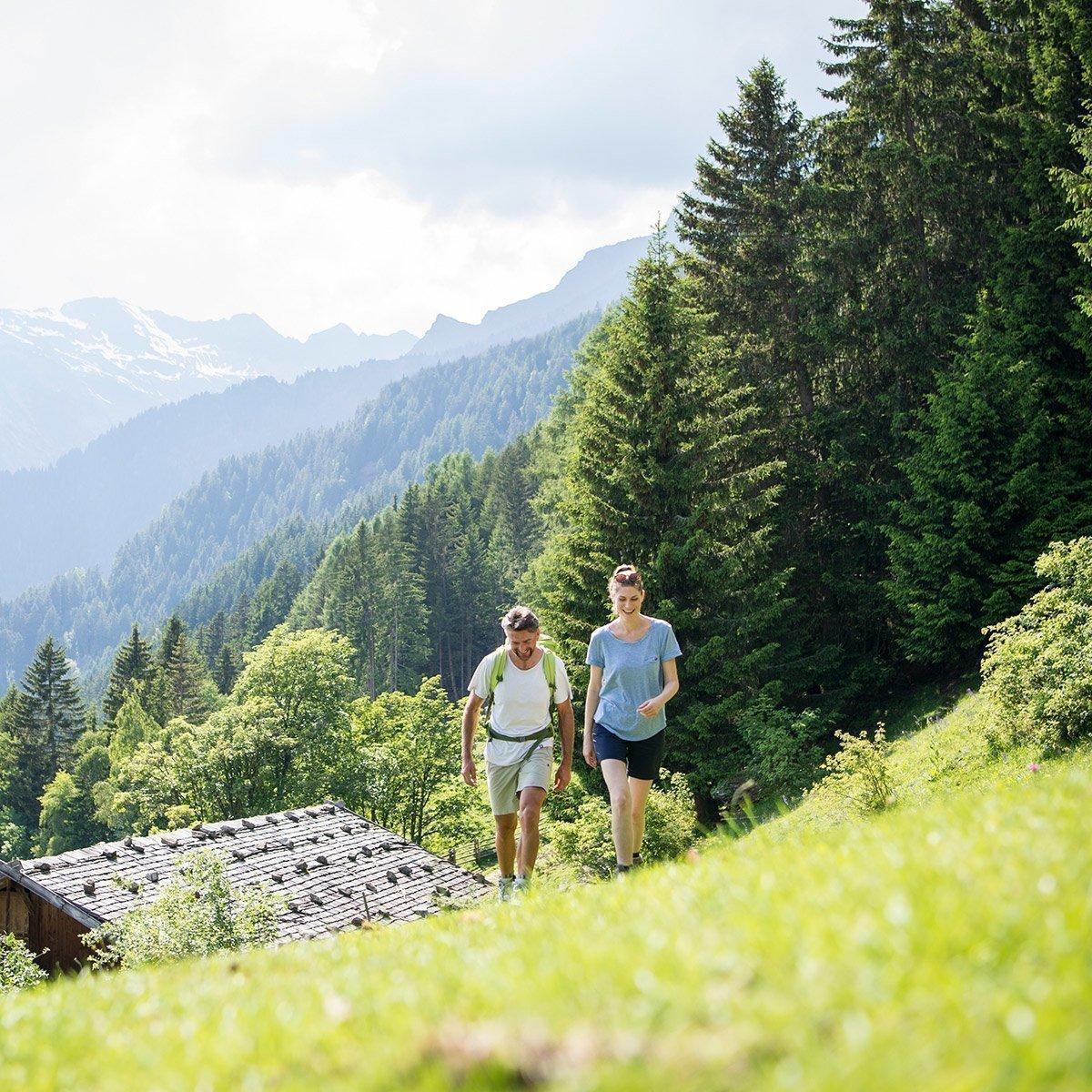 Wanderurlaub & Bergsteigen im Wipptal