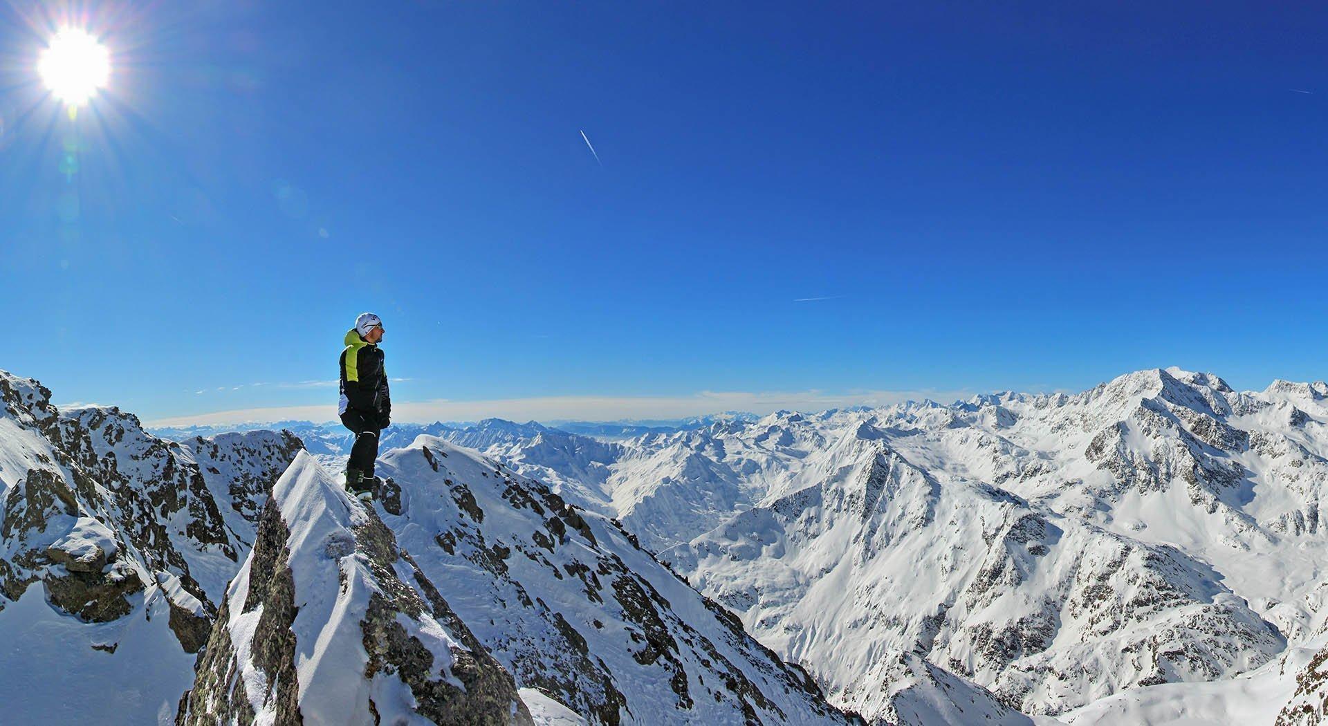 Winterurlaub in Südtirol – Winter im Pfitschertal